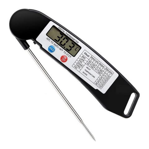 Digital Meat Thermometer Digital Instant Read Food Cooking Thermometer