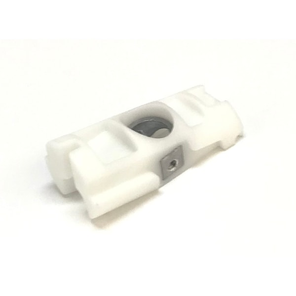 OEM Samsung Freezer Door Handle Support Originally Shipped With RF28HMEDBWW, RF28HMEDBWW/AA, RF28HMELBSR