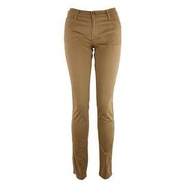 Monkee Genes Classic Organic Skinny Jeans in Dark Buff
