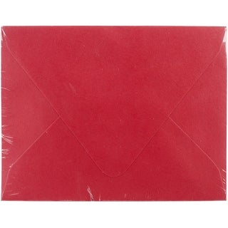 A2 Envelopes 50/Pkg-Red