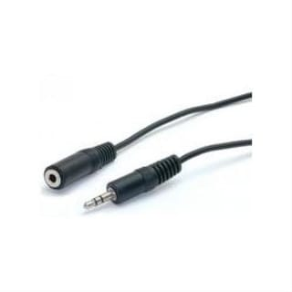 StarTech Cable MU6MF 6ft 3.5mm Stereo Extension Audio Cable M/F Retail