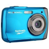 Bell+howell  12.0 Megapixel Wp7 Splash Underwater Digital Camera -blue