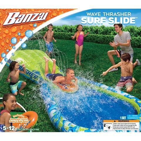 Banzai 13' Wave Thrasher Surf Slide Water Slide