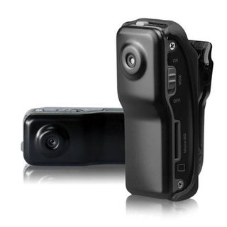 Multifunctional 720 x 480 Mini Pocket Voice Activated Video