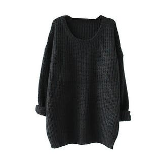 9b1fb140ef6e7 Buy Black Long Sleeve Sweaters Online at Overstock