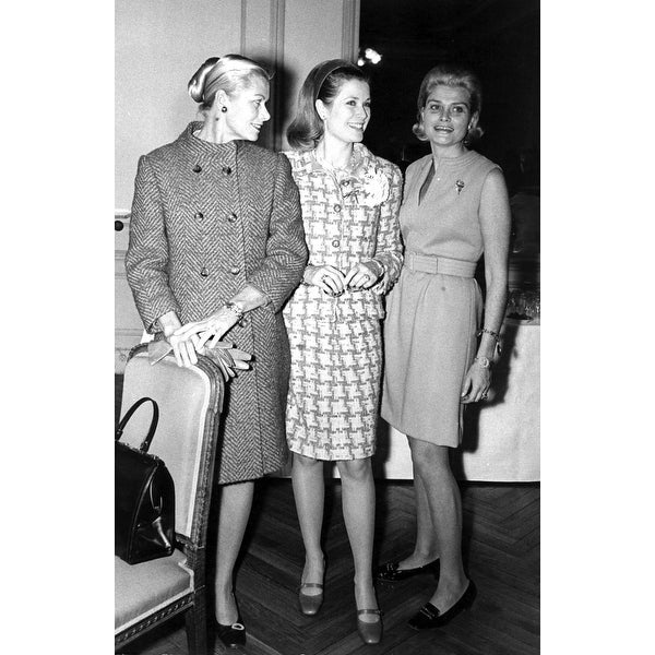 bfea14ebc6 Grace Kelly with her sisters Photo Print