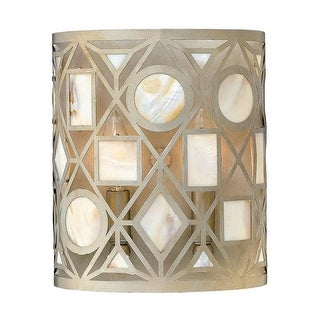 Fredrick Ramond FR37122 2 Light ADA Compliant Wall Sconce From the Isla Collection