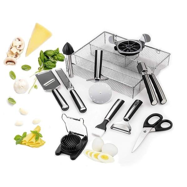 Shop Culinary Edge 11 Piece Complete Kitchen Essentials ...