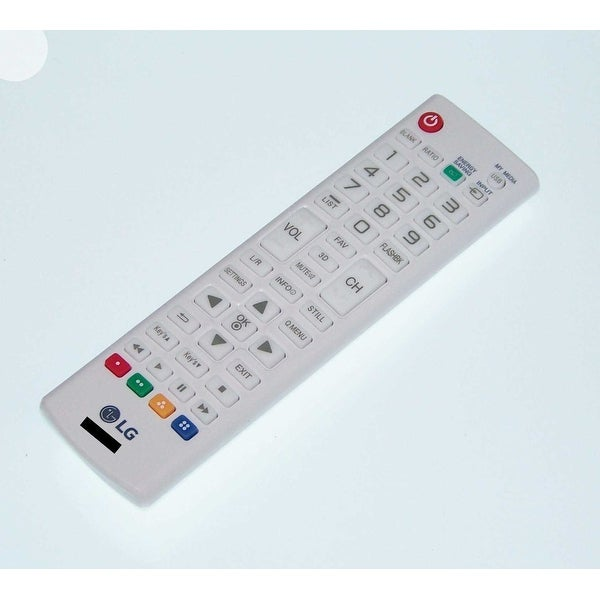 OEM LG Remote Control Originally Shipped With: PW800