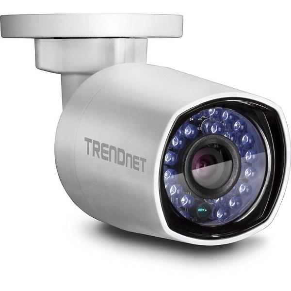 Trendnet Indoor/Outdoor Bullet Style, Poe Ip Camera With 4 Megapixel Full 1080P Hd Resolution, Ip66 Weather Rated Housin