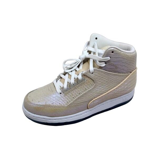 Nike Men's Air Python Premium White/White Pearl 705066-101