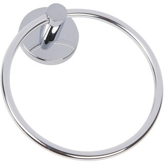 """EZ-Set 59850 6"""" Towel Ring from the 900 Series - n/a"""