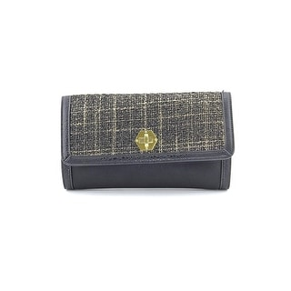 Shiraleah Vera Women Polyester Clutch NWT - Black