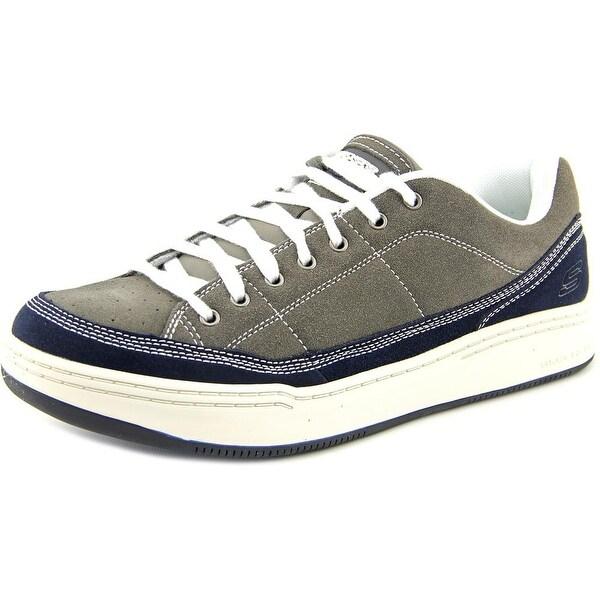 Skechers Klone Cronie Men  Round Toe Suede  Sneakers