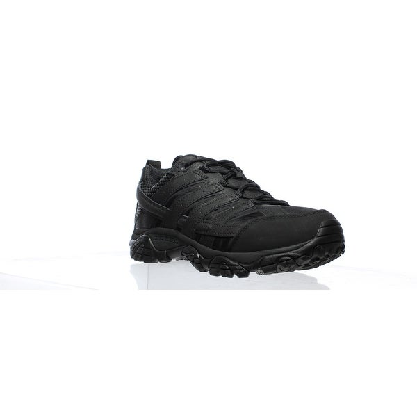 a197f72ef3 Shop Merrell Mens Moab 2 Tactical Black Safety Shoes Size 8 - Free ...