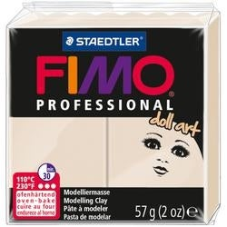 Translucent Beige - Fimo Professional Doll Art Clay 2Oz
