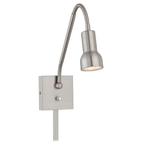Kovacs P4401 1 Light Plug In Wall Sconce from the Save Your Marriage Collection