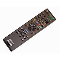 OEM Sony Remote Control Originally Shipped With: BD-PS370, BD-PS470, BD-PS570, BD-PBX37, BD-PBX57, BD-PS270