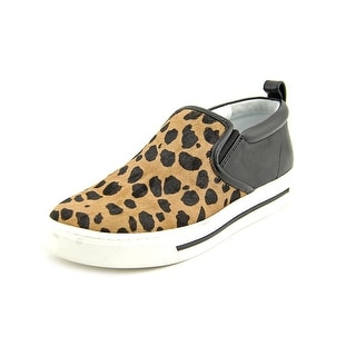 Marc By Marc Jacobs S0646010 Round Toe Suede Sneakers