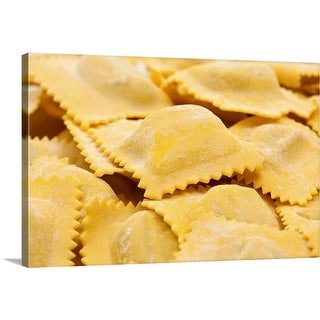 """ravioli"" Canvas Wall Art"