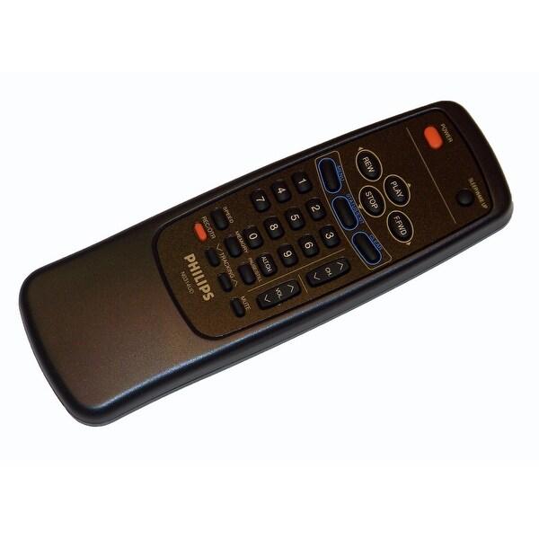 OEM Philips Remote Control Originally Supplied With: CCB130CN01, CCB132AT01, CCB190AT, CCB190AT01, CCB252AT, CCB252AT01
