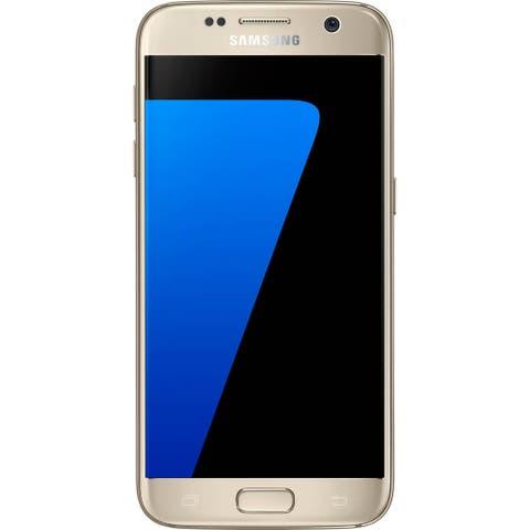 Samsung Galaxy S7 G930 32GB Unlocked GSM 4G LTE Dual-SIM Android Phone w/ 12MP Camera - (Refurbished)