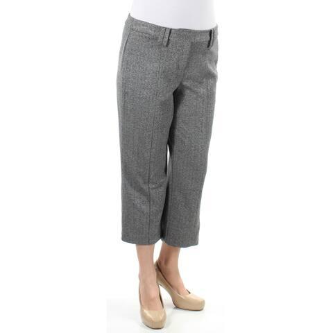 BAR III Womens Black Wear To Work Pants Size: L