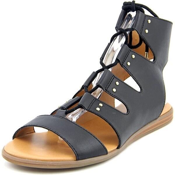 Tommy Hilfiger Beautie Women Black Sandals