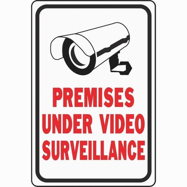 Hy-Ko Video Surveillance Sign