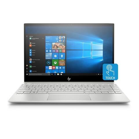 HP ENVY 13.3-inch 4K Touch Intel i7-8565U 16GB 1TB SSD Win 10 Notebook (Renewed)