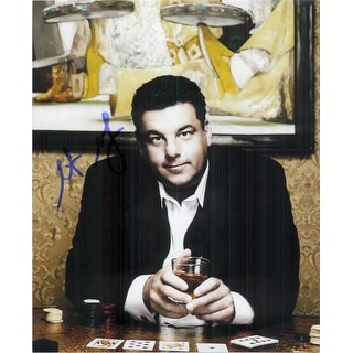 Signed Schirripa Steve 8x10 Photo autographed