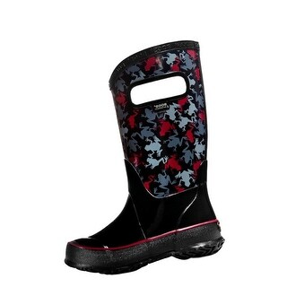 Bogs Boots Boys Rain Boot Frogs Waterproof Non-Slip 72090