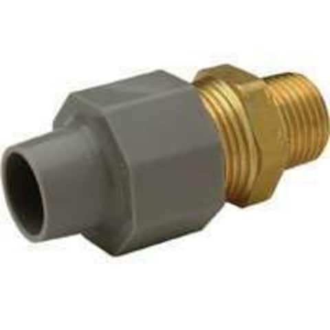 Zurn QBCA33MNG Lo Lead Coupling Adapter Pex Fittings