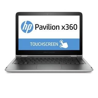"""HP Pavilion 13-S138CA 13.3"""" Touch Laptop Intel i3-6100U 2.3GHz 6GB 500GB W10"""
