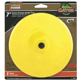 "Gator 7"" Qc Backer Pad"
