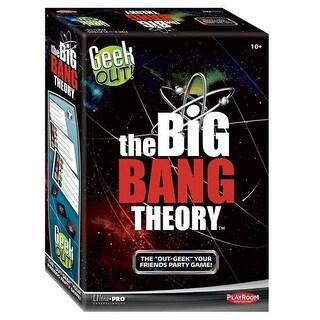 Playroom Entertainment PLE66204 Geek Out Big Bang Theory Edition