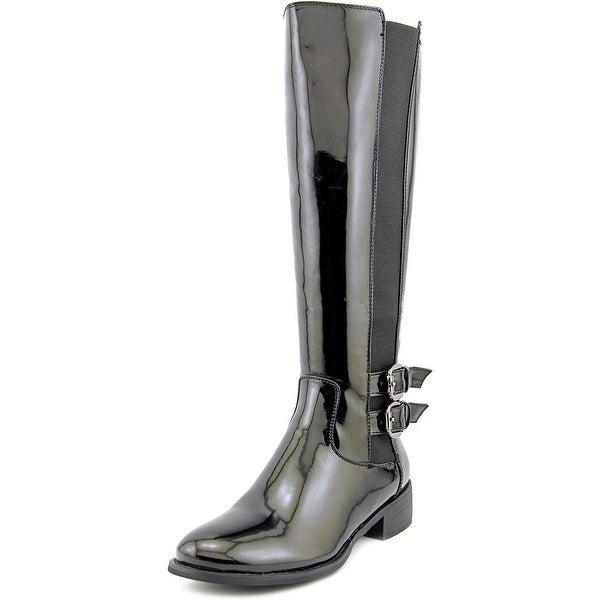 GC Shoes Cassie Women Round Toe Synthetic Knee High Boot