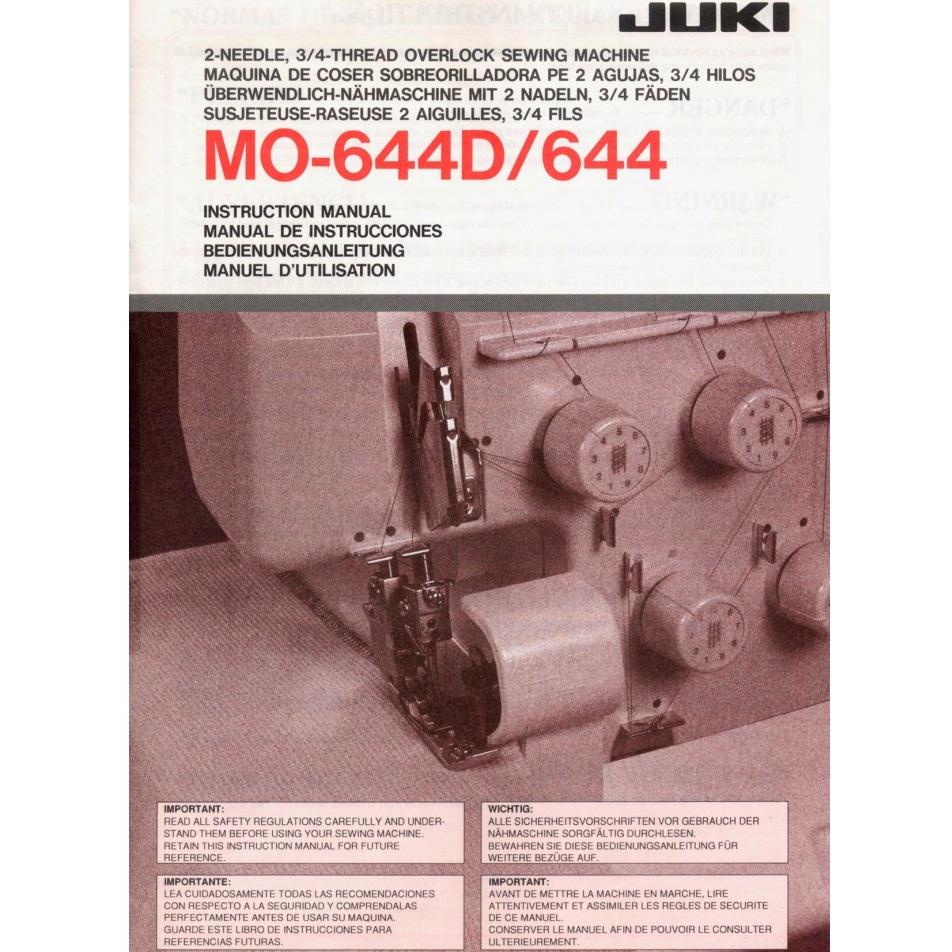 Juki Serger Deluxe Serger Feet by JUKI