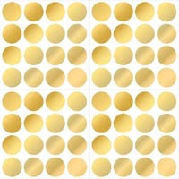Brewster WPD1642 Gold Confetti Dot Decals