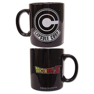 Dragonball Z Capsule Corp Mug