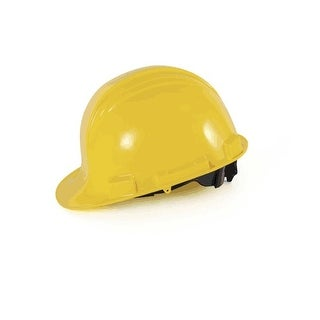 Honeywell A59R020000 Ratcheting Hard Hat, Yellow