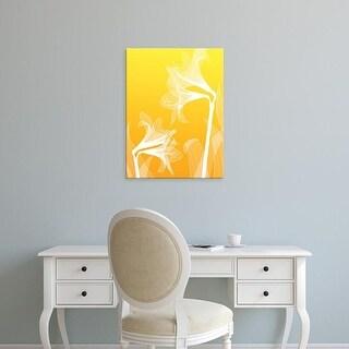 Easy Art Prints GraphINC Studio's 'Floral 3' Premium Canvas Art
