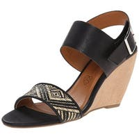 BC Footwear Womens Retriver Open Toe Casual Ankle Strap Sandals