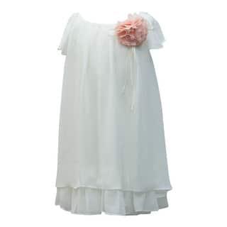 Little Girls Ivory Flower Pin Chiffon Flower Girl Dress|https://ak1.ostkcdn.com/images/products/is/images/direct/2f013b3315143faa42cb3f7977c08cd9319bd945/Petite-Adele-Little-Girls-Ivory-Flower-Pin-Chiffon-Flower-Girl-Dress-2T-6.jpg?impolicy=medium