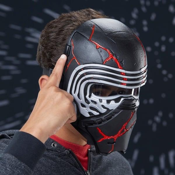 Shop Star Wars The Rise Of Skywalker Supreme Leader Kylo Ren Force Rage Mask Overstock 30318545
