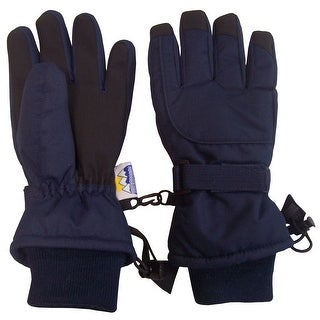 NICE CAPS Kids Extreme Cold Weather 80 Gram Thinsulate Ski Gloves
