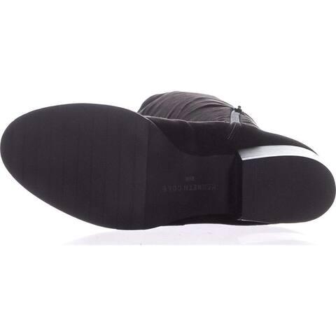 Kenneth Cole Womens 7 adelynn Closed Toe Knee High Fashion Boots