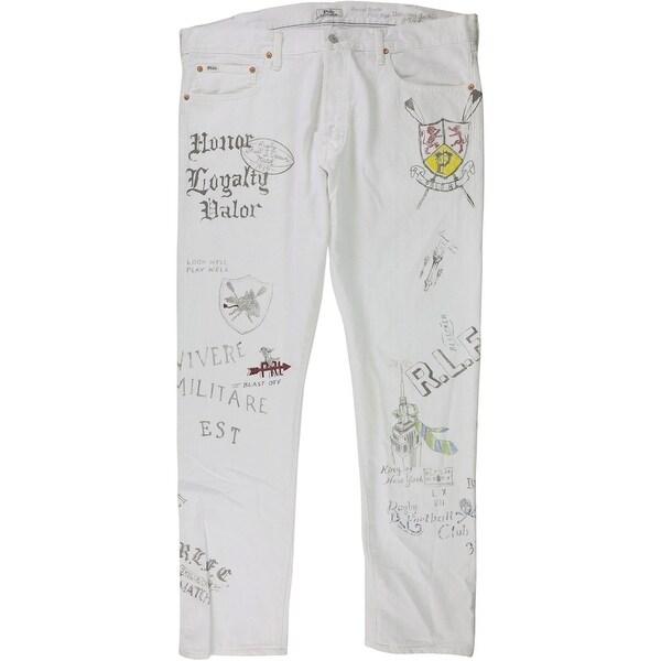 Ralph Lauren Mens Sullivan Slim Fit Jeans. Opens flyout.