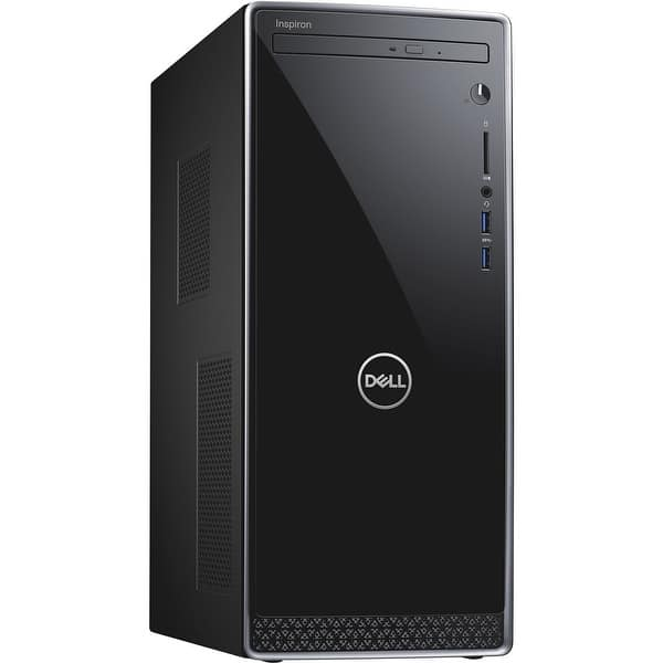 Shop Dell Inspiron 3670 Intel Core i5-8400 X6 2 8GHz 12GB
