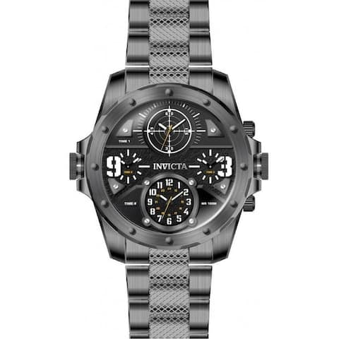 Invicta Men's 31143 'Coalition Forces' Stainless Steel Watch - Multi